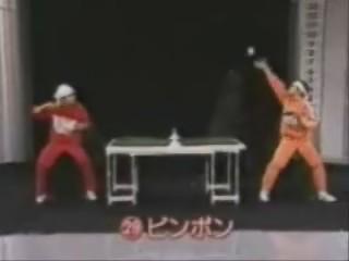 Ping Pong à la Matrix