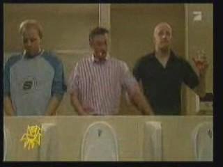 Toilettes des garçons