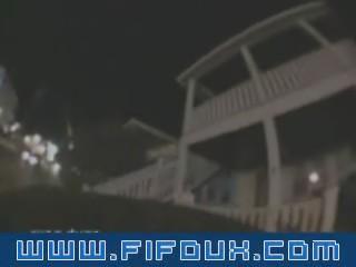 Saut du balcon