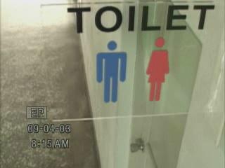 Toilettes bien chaudes
